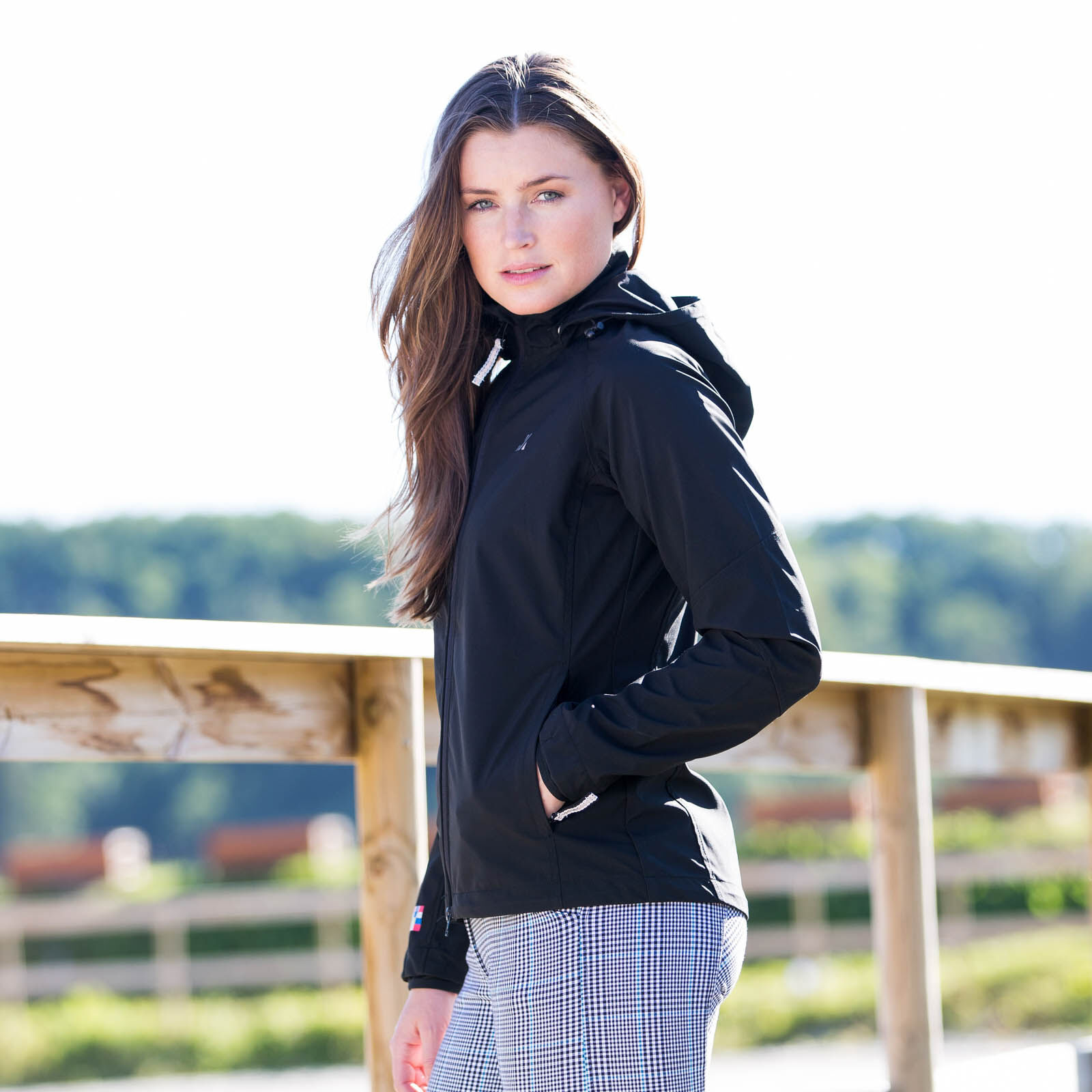 Horze Emma Women' & Junior Softshell Jacket