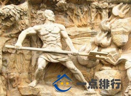 中國現存的古代最大的玉雕工藝品 大禹治水圖 —【一點排行】