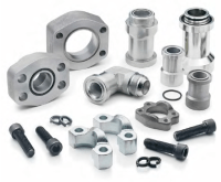 Stainless Steel Flanges | Hydraulic Flanges and Components ...