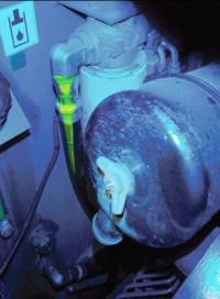 √ Hydraulic pump