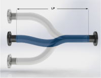 How to Calculate Proper Hose Length for Offset in an