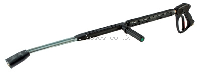 Low Flow, Twin lance with Handle Pressure Washer Trigger