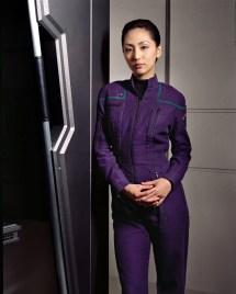 Linda Park Star Trek