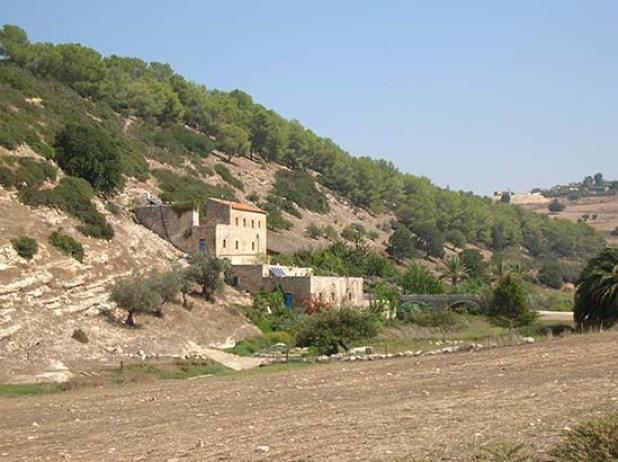 טחנת הנזירים