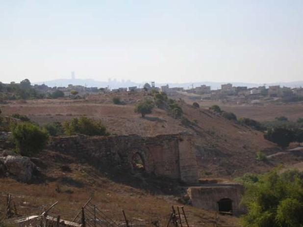 טחנת הקמח בראס עלי - כפר ח'וואלד ברע