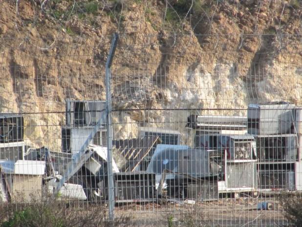 """שמירת הסביבה נוסח צה""""ל 2010"""