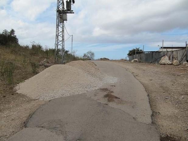 החלו עבודות שיפוץ הכביש בין ציפורי להושעיה