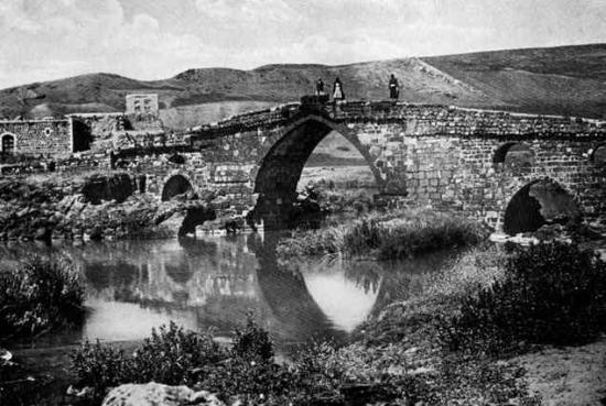 גשר בנות יעקב 1913