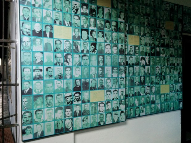 הנצחה לקורבנות המשטר הקומוניסטי סיגט רומניה