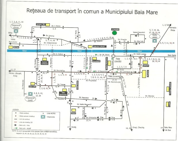 תחבורה ציבורית ב-באיה מארה