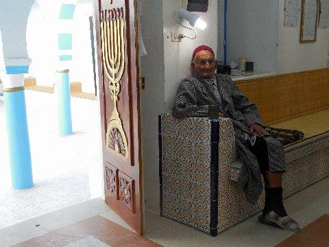בית כנסת בחארה צגירה ג'רבה