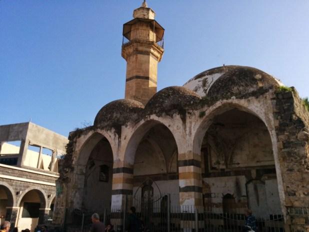 מסגד אל עומרי טבריה