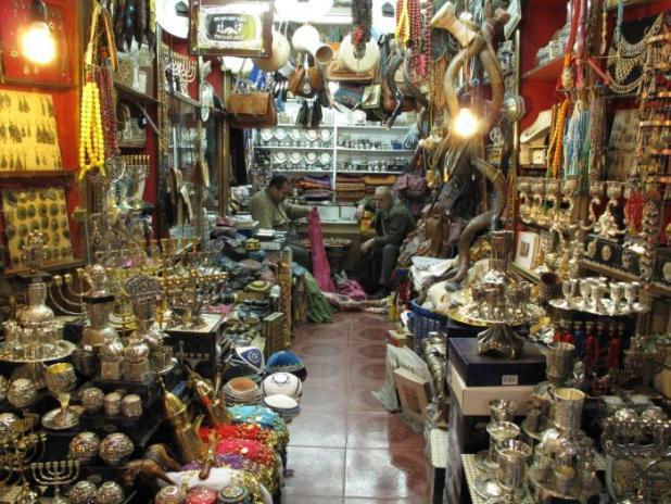 שווקים בעיר העתיקה