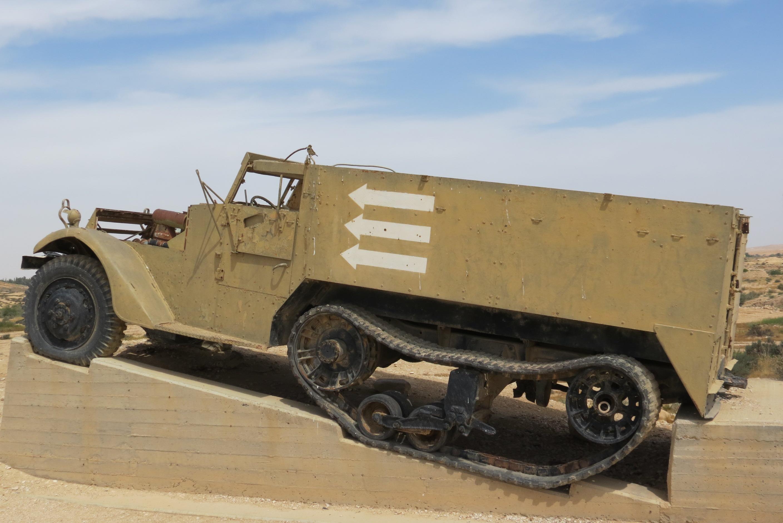 עוג׳ה אל חפיר - אנדרטת חטיבה 8