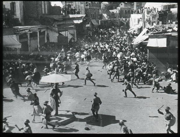 מהומות בימי המרד הערבי הגדול, יאפא