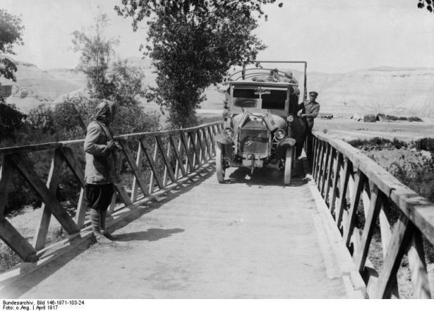 Deutsches Bundesarchiv - German Federal Archive - Filmtrupp Orient/ Bild- und Film-Amt Bildstelle (BUFA)