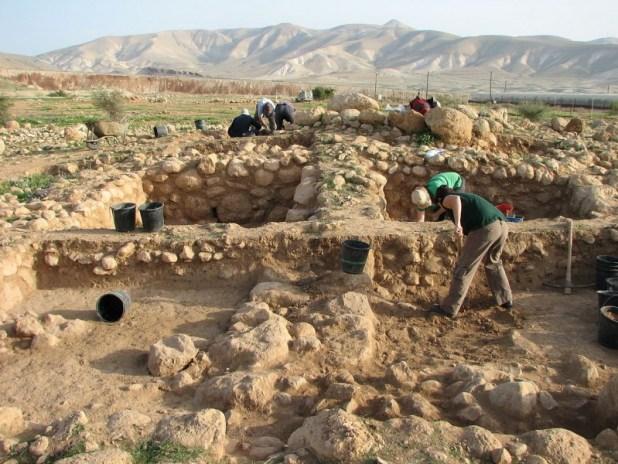 פצאל העתיקה צילום: Hanay