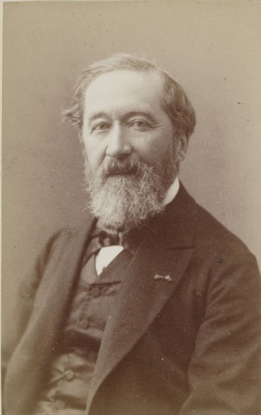 Portrait of Honore_Victor Guérin