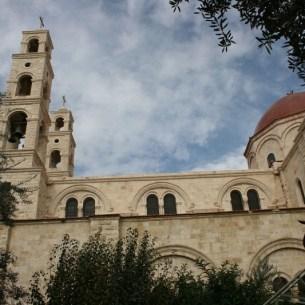 The Greek Orthodox St. Photini Church at Bir Ya'qub in 2008 צילום: r Tiamat