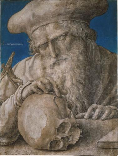 הירונימוס, צויר על ידי אלברכט דירר