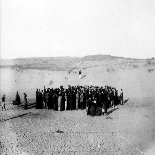 אספת היסוד בחולות (1909)
