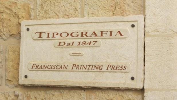 Franciscan Printing Press