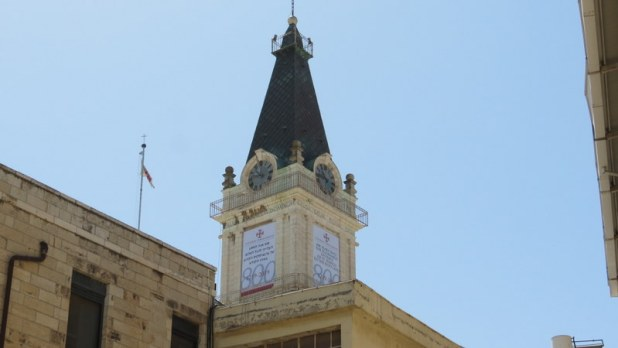 מגדל הפעמונים