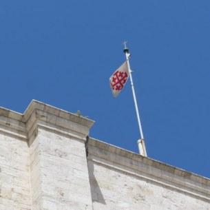 דגל פרנסיסקני