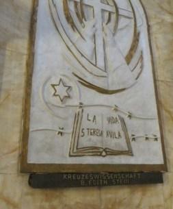 הנצחת אדית שטיין - קדושה ממוצא יהודי