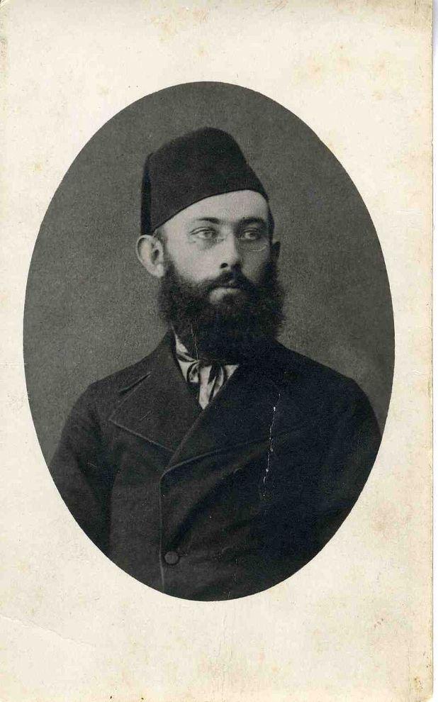 זלמן דוד ליבונטין