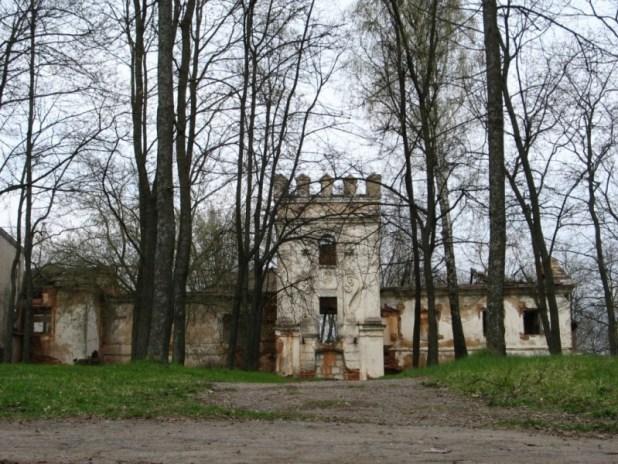 Old Manor of Maniuszka Smilaviczy, Bielarus Photo:Mikola Volkau