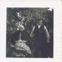 יאן וסטברוק ואחותו. הם לא גילו זה לזו שהם מסתירים יהודים.