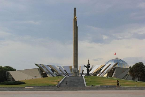 Belarusian Great Patriotic War Museum Photo: Julian Nyča