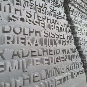 Massif of Names Memorial