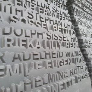 Massif of Names Memorial
