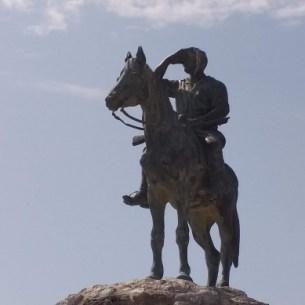 פסל אלכסנדר זייד