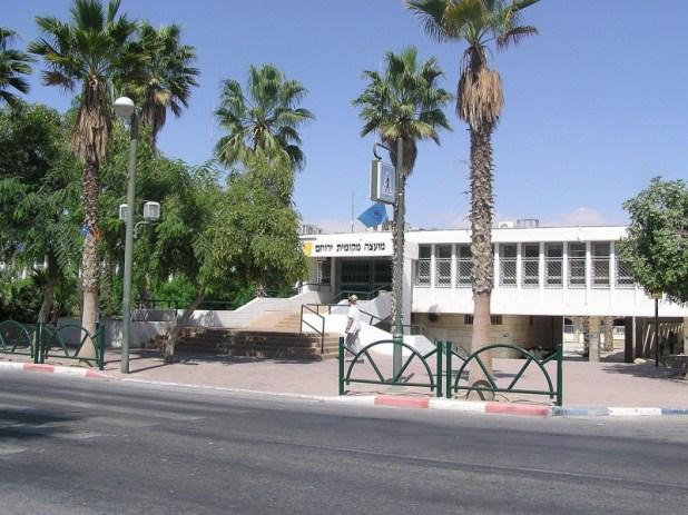 בנין המועצה המקומית צילום: יהודה לוי