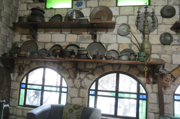 קפה ונרגילה ״ביתי ביתך״