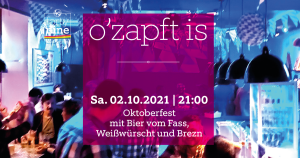 O'zapft is! @ Queer Bar forty nine