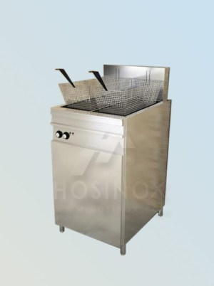 Fryer with cabinet (2baskets) HOSINOX