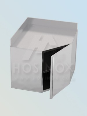 corner base cabinet HOSINOX