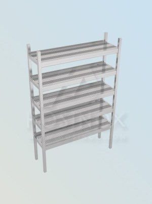 perforated shelf HOSINOX