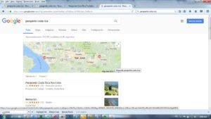 Posicionamiento Web Costa Rica SEO #1 Busqueda Google Parapente Costa Rica