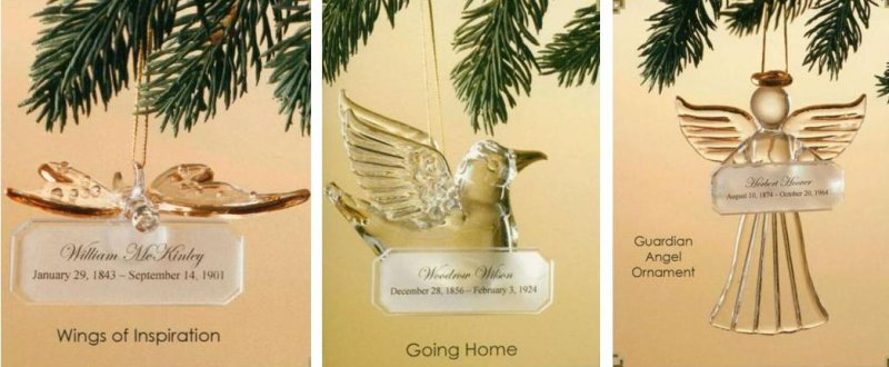 Memorial Christmas Ornaments Canada