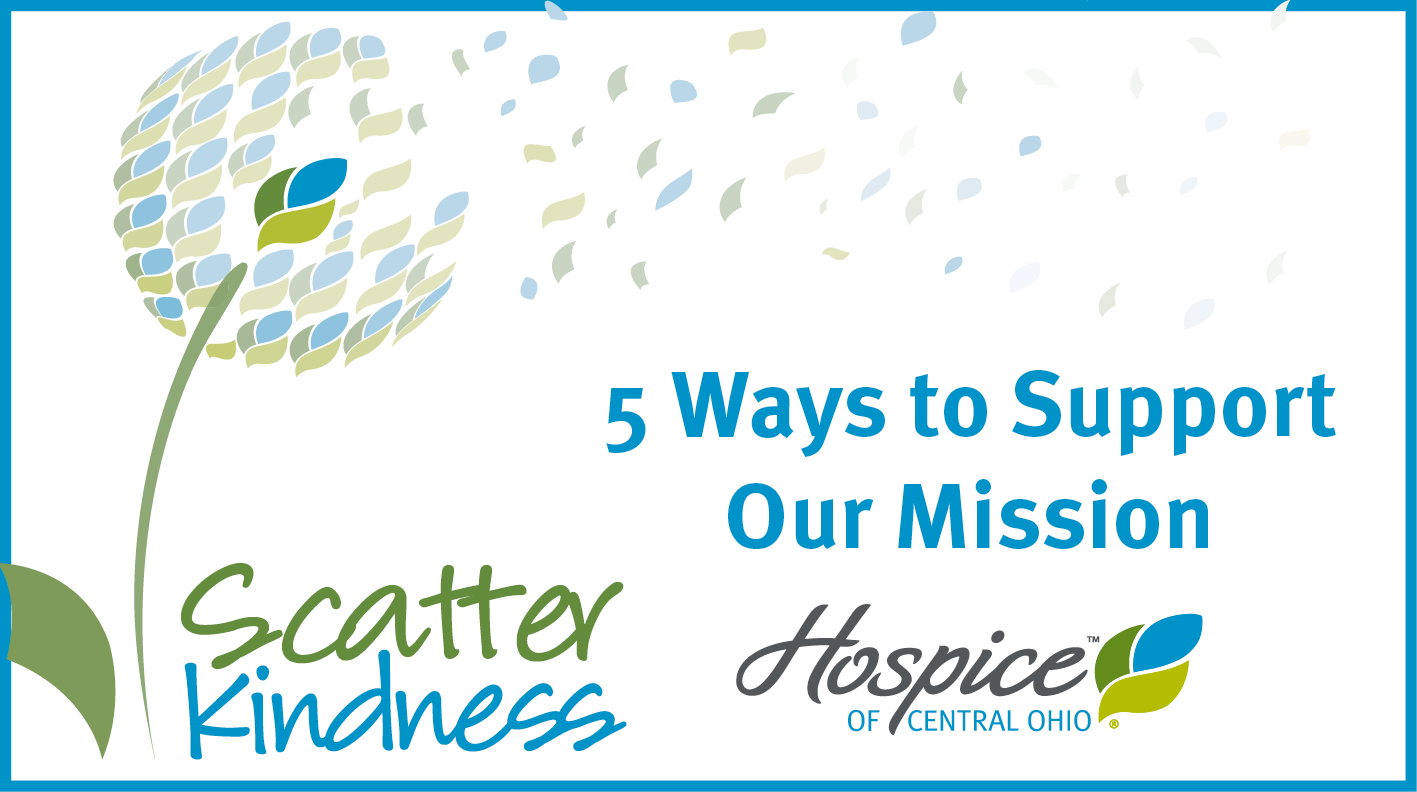During A Season Of Giving, Here Are Ways You Can Support Our Mission