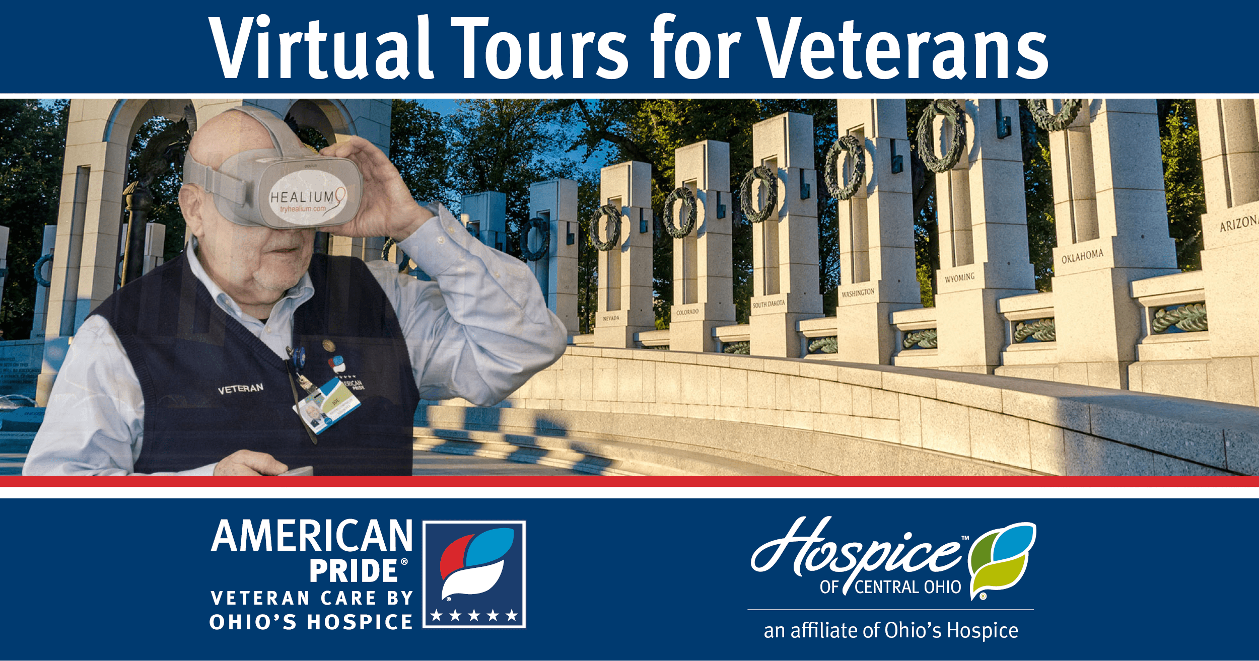 Virtual Tours For Veterans