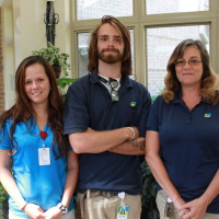Ohio's Hospice of Dayton Landscape Staff