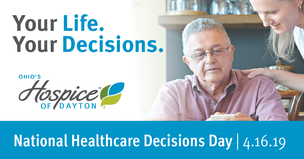 Ohio's Hospice Of Dayton Joins In National Healthcare Decisions Day Outreach