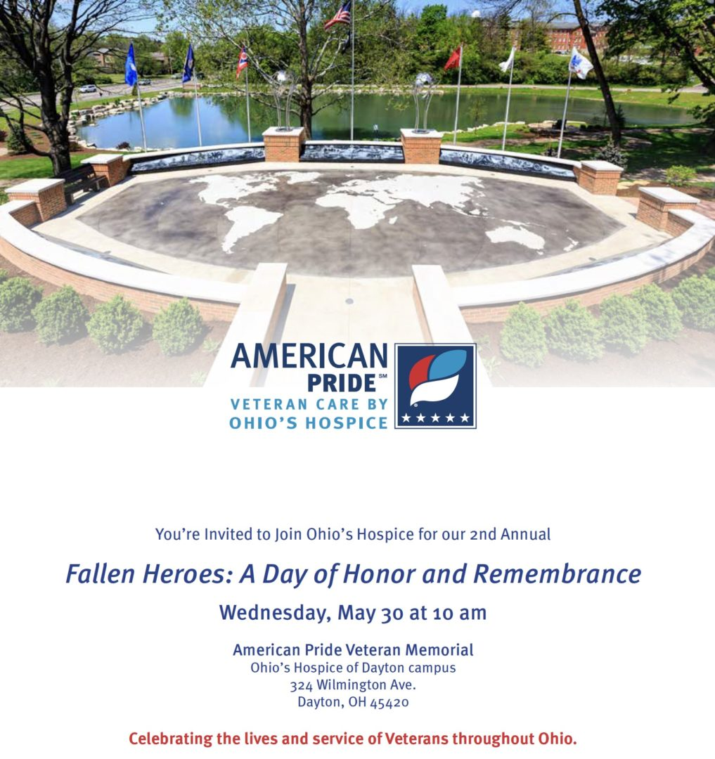 Community Invited To Honor Fallen Heroes