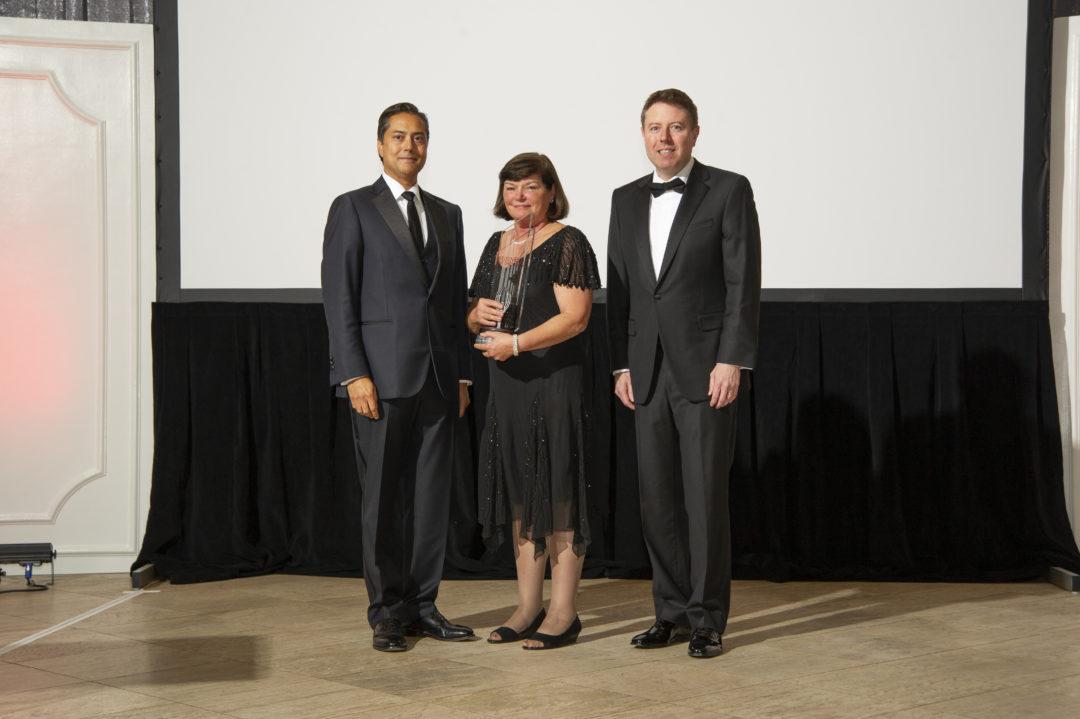 Ohio's Hospice Of Dayton President Mary Murphy Named Dayton Business Journal Executive Of The Year